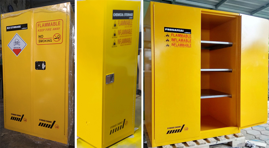 Flammable Storage Cabinet 11